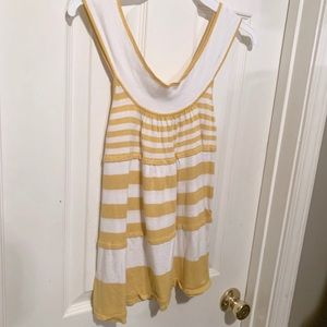 Free People Vintage Stripe Top